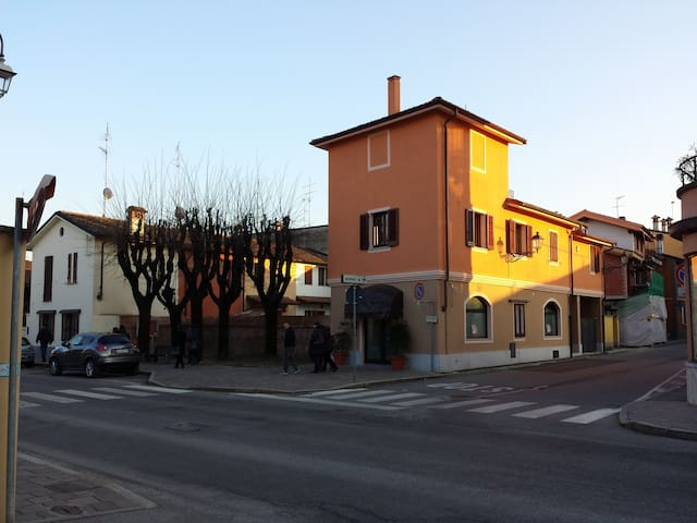Flat in Milan's hills and vineyards - San Colombano Al Lambro - Dům