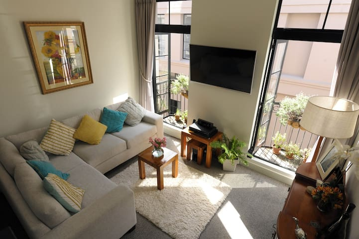 Chic Parnell Two Bedroom Apartment - Auckland - Appartement