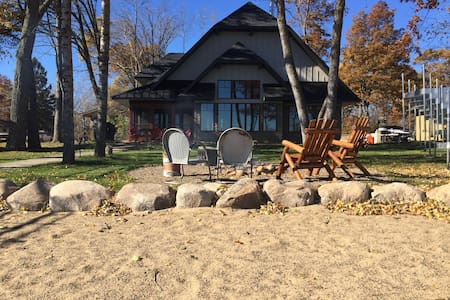 Your Pelican Lake Retreat -Newly Built- Sand Beach