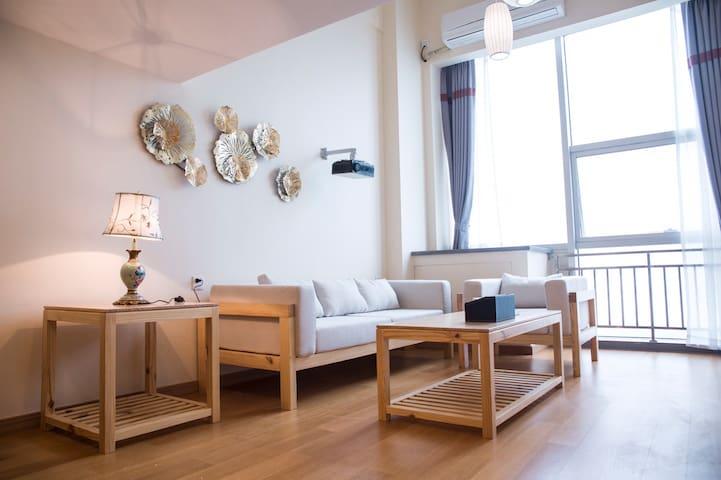 蔓心宿·loft复式公寓·红谷滩·近铜锣湾万达(有多套,可先咨询)