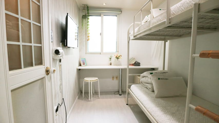 Hostel Korea, the Guesthouse  - Twin room