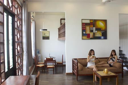 Lakeview duplex in Westlake - Quảng An - Appartement