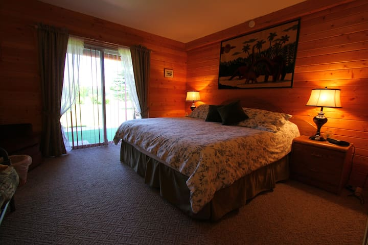 Mountain Chalet Room 1 & Breakfast - Bridesville - Pousada