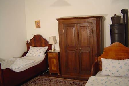 Wundervolles Familienzimmer für 5 - Bühlertann - Pis