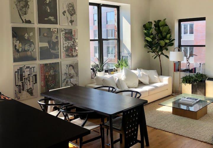 Prime Location: Brooklyn (Williamsburg) Apartment