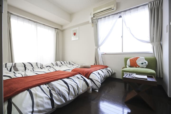 Near Haneda|7min station|Shinagawa,Yamanote line - Shinagawa - Apartment
