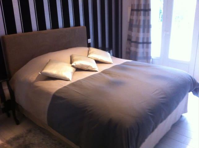 chambre d'hôtes à 20mn de Rouen - Estouteville-Ecalles - Bed & Breakfast