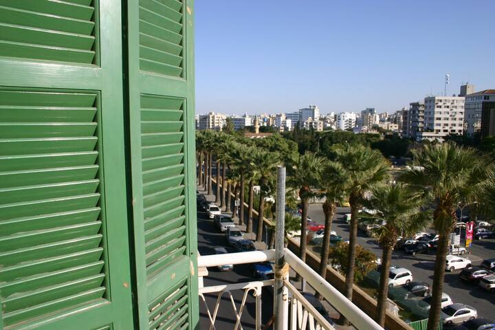 Rainbow Apt/ Nicosia city Centre - Nicosia - Appartamento