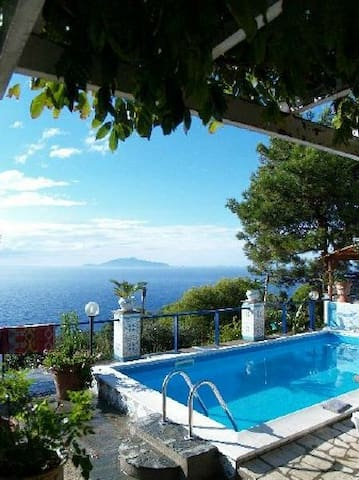 BB La Guardia Anacapri Camera 1  - Anacapri - Bed & Breakfast