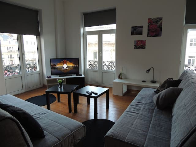 Great apartment at the bourse