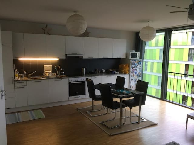 Brand new, Bright and Beautiful Appartment
