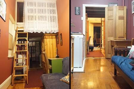 Sydney two-room studio suite - Petersham
