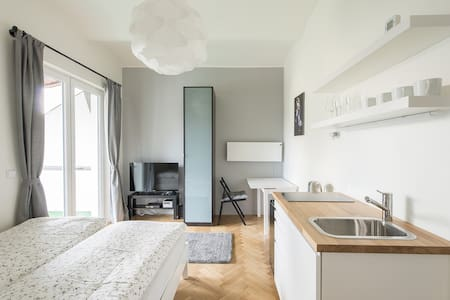 Studio with terrace in Center of Prague, Old Town - Lejlighed