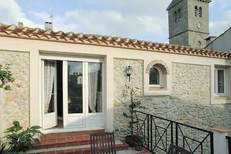 Charmante maison terrasse plein sud - Moussan