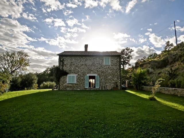 Casa etica in Umbria