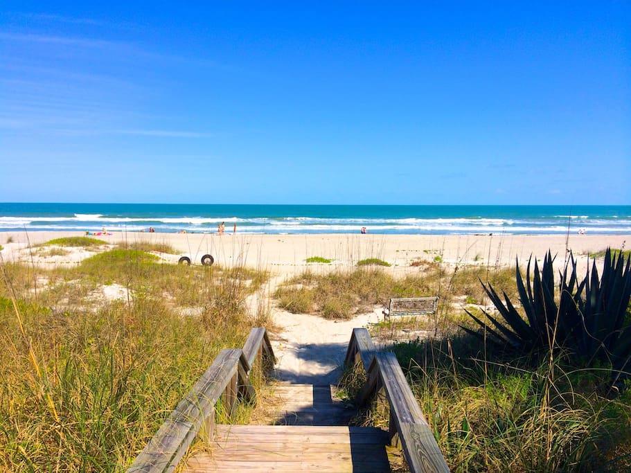 Oceanfront House Rentals In Cocoa Beach Florida