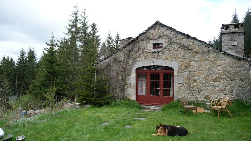 Magnifique ferme rénovée  - Mars St Agreve - Ev