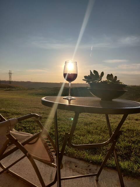 Stunning Sunsets at Coulee View Condo
