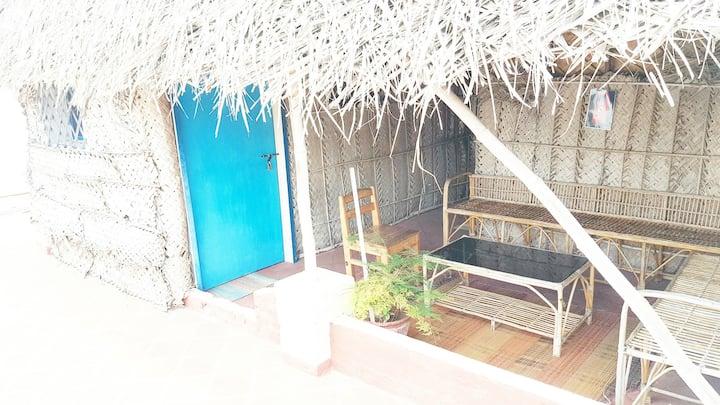 A La Villa Creole / Unique thatch cabin