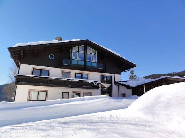Luxe 6p Appartement Filzmoos Ski Amade