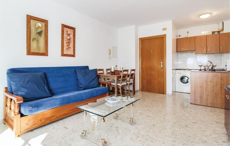 Holiday apartment with 1 bedroom on 40m² in Torrox Costa