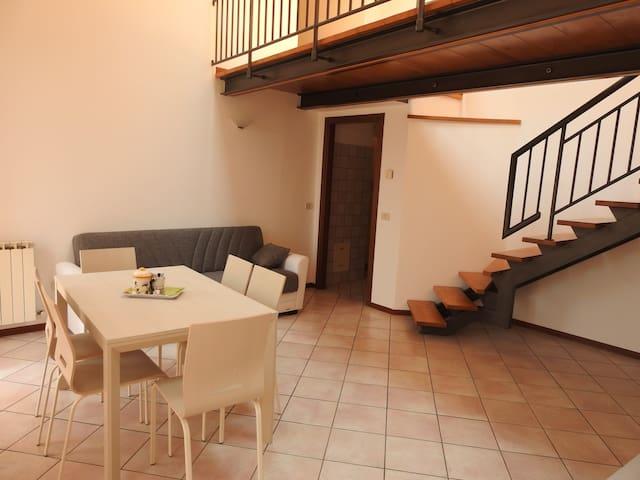 Appartamento 5 posti letto in centro a Ravenna