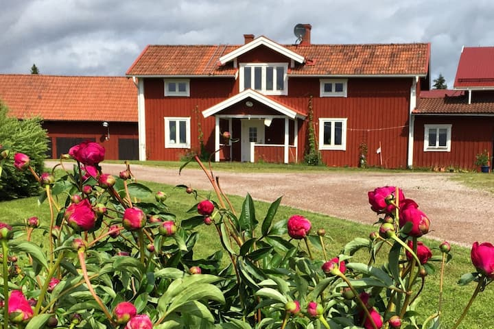Farm House+ Wedding House Norr Lindberg Berga 6