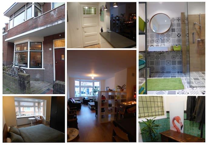 Heerlijk huis in hartje Breda - Breda - Haus