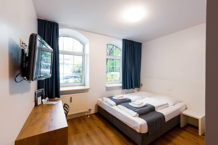 mk|hotel münchen max-weber-platz - Einzel Komfort