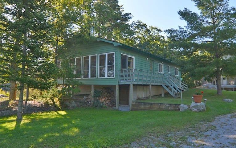 Angelfire Cottages - The Osprey Cottage
