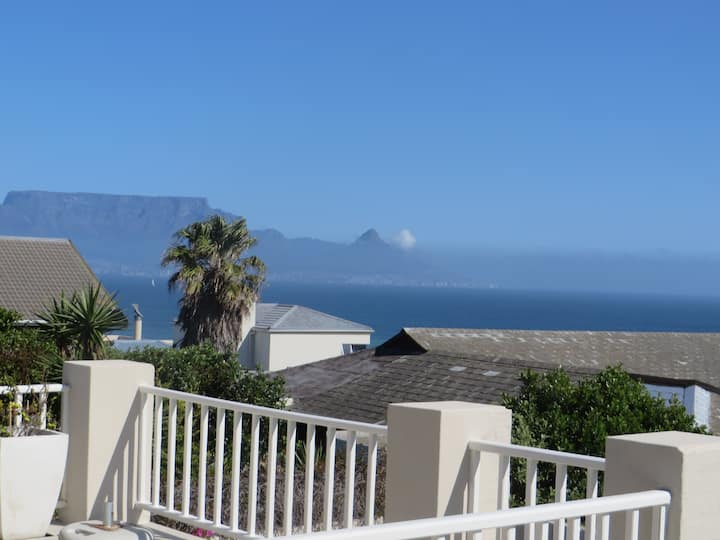 Blouberg sea and mountain views