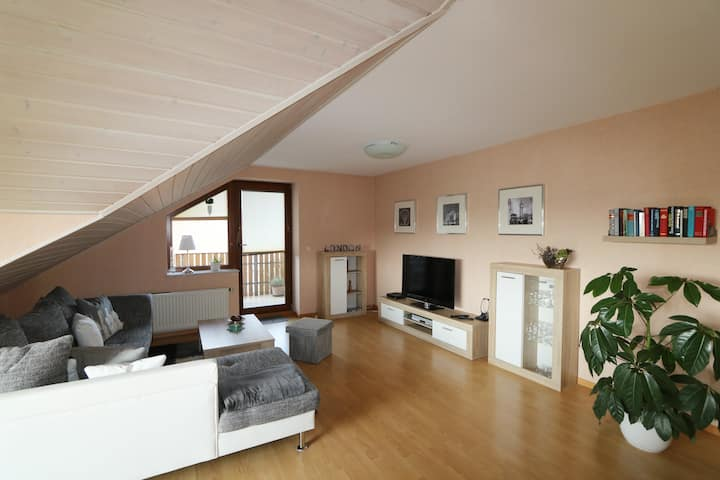 Holiday apartment to feel good in a great ambience