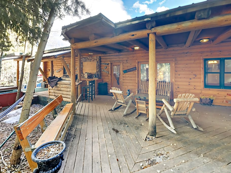 Welcome to your cabin in downtown Winter Park! Professionally managed by TurnKey Vacation Rentals.