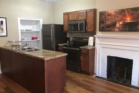 The Downtown Red Bourbon - Bardstown - Apartament