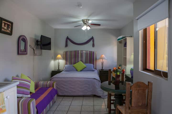 Relaxing studio close to main Ajijic attractions