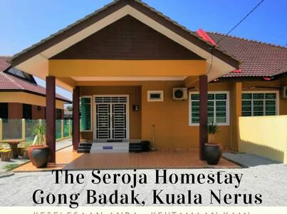 The Seroja Homestay Gong Badak, Kuala Terengganu