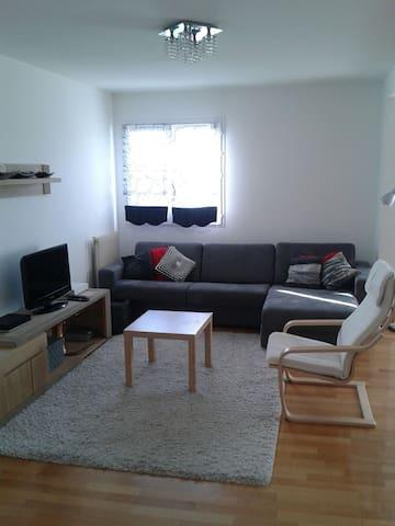 Nice 70m² flat near Versailles  - Montigny-le-Bretonneux - 아파트