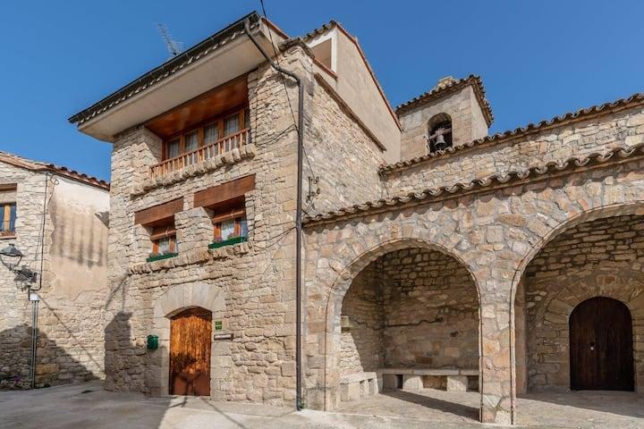 Casa Rural (alquiler integro) 1 hora de Barcelona