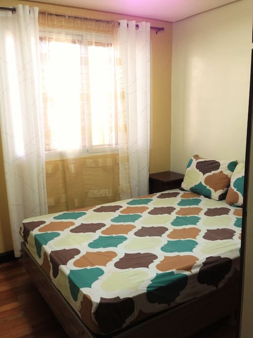 Second Bedroom Can accommodate 2