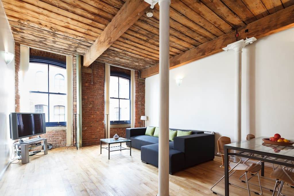 Loft Convertion Apartment - Lofts for Rent in Manchester ...