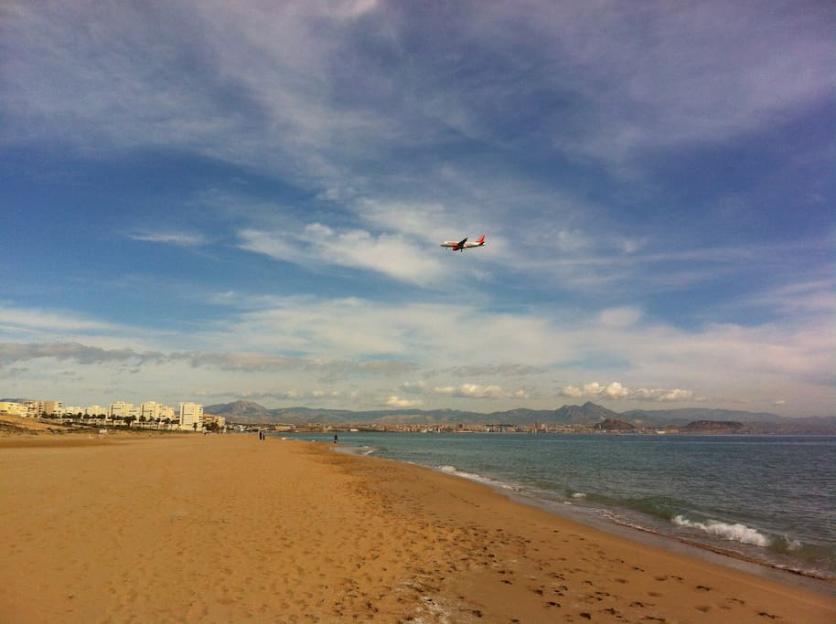 Playas de El Altet