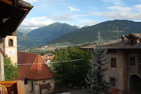 Levné ubytování v italských Alpách - Malgolo