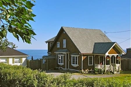 Superbe suite au bord de mer! - Sainte-Flavie - Bed & Breakfast