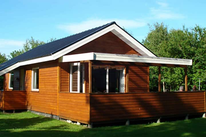 Spacious Holiday Home in Hadsund with Terrace