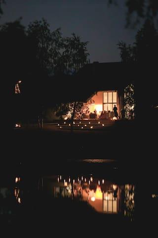 Kubjaringi villa - Kõrveküla - Ev