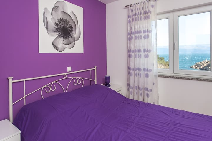 Holiday Apartments Stasic APP.3 - Vrbnik - Appartement