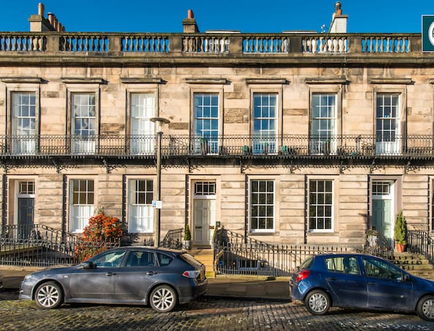 5 bedroom Georgian Town House - Edinburgh - House