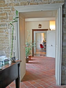 A charming bed&breakfast - Noyers-sur-Serein - Bed & Breakfast