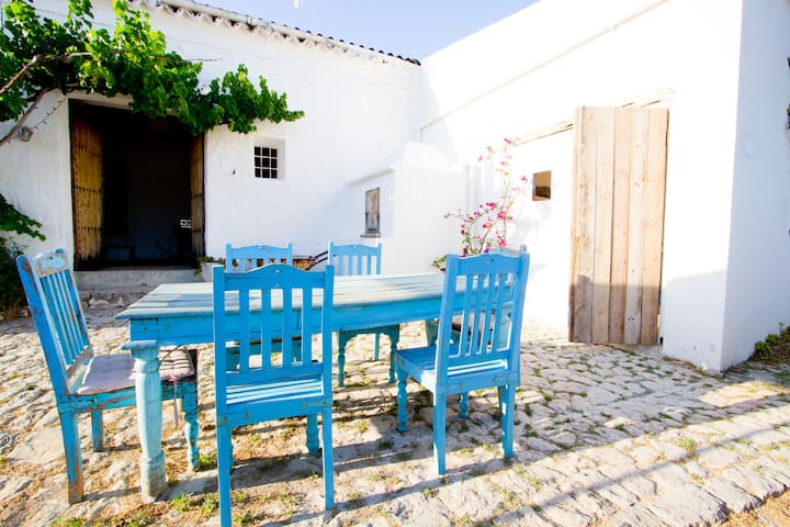 Ibiza Mountain Paradise by the Sea - Cala San Vicente - Rumah