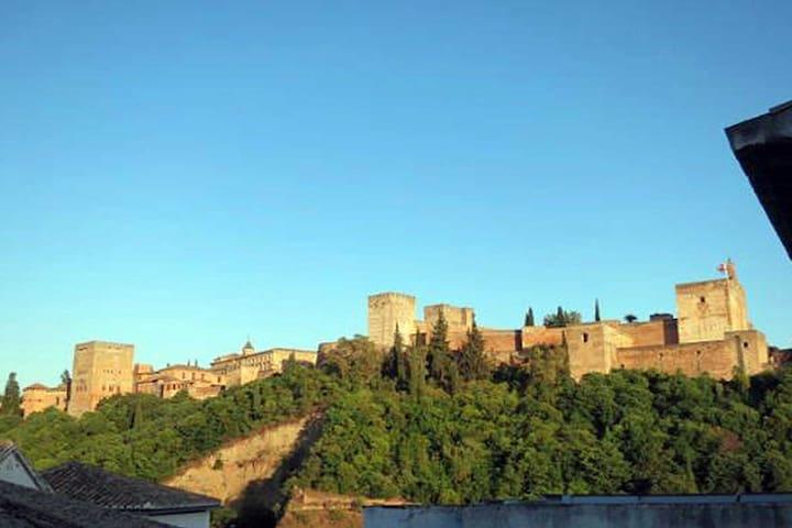 Amazïng Alhambra Views - กรานาดา - อพาร์ทเมนท์